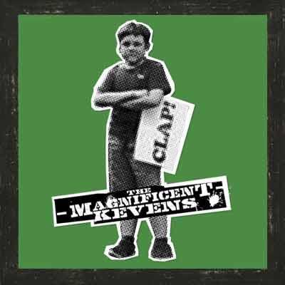 CLAP T-Shirt Design Framed image