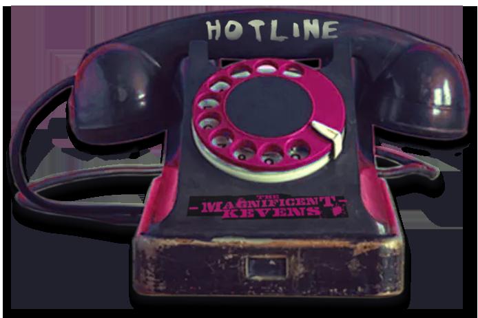 MK Hotline Phone image